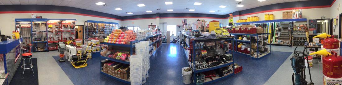 GCI Equipment Rental Bakersfield