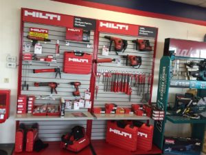 GCI Equipment Rental Bakersfield Hilti